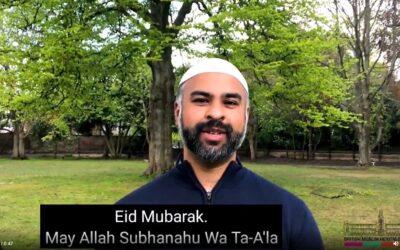 Safe Eid Celebrations 2021