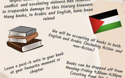 Books for Gaza
