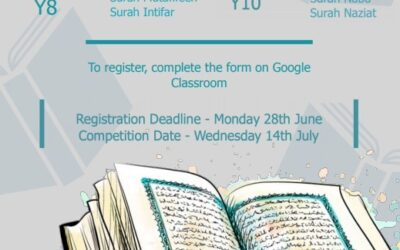 Qur'an Competition 2021